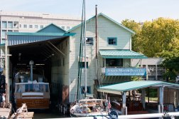 Boat-yard
