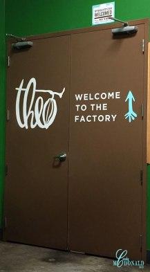 Door-into-factory