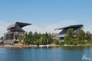 Huskie-stadium