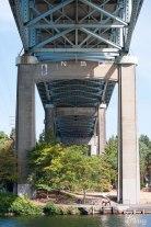 Passing-under-I5-bridge