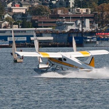 Sea-plane