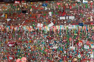 The-gum-wall