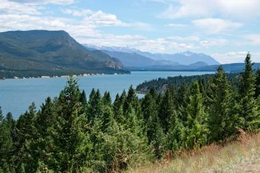 Columbia Lake 2