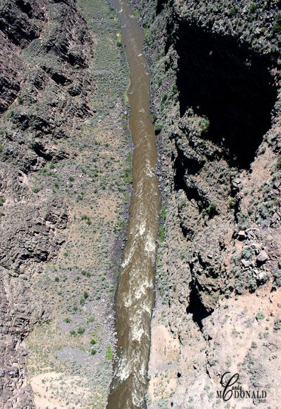 Rio Grande River Gorge 2