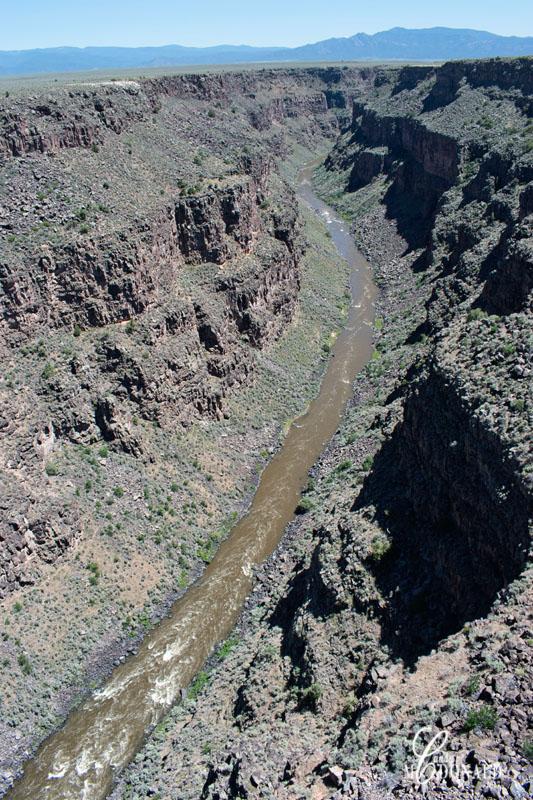 Rio Grande River Gorge 3