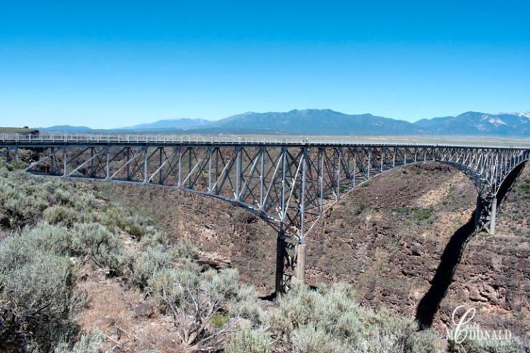 Rio Grande River Gorge 4