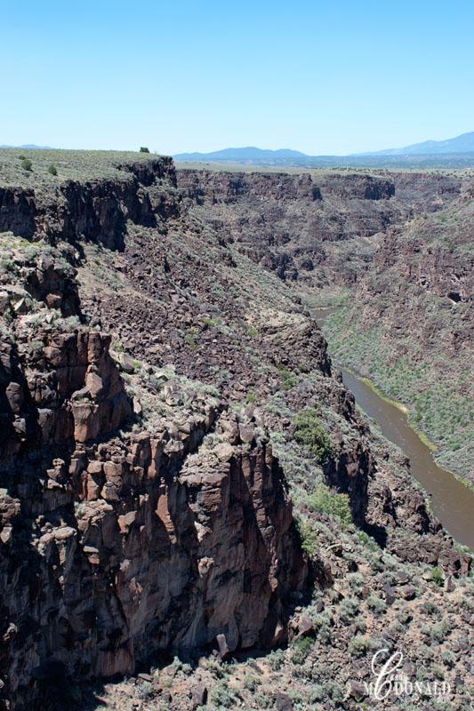 Rio Grande River Gorge