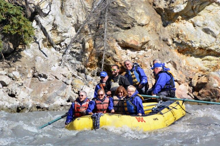 Raft-trip