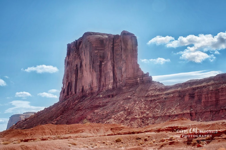 Monument Valley - Elephant Butte DSC_0020